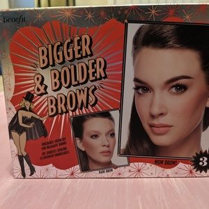 Benefit Cosmetics Bigger & Bolder Brows kit - 03